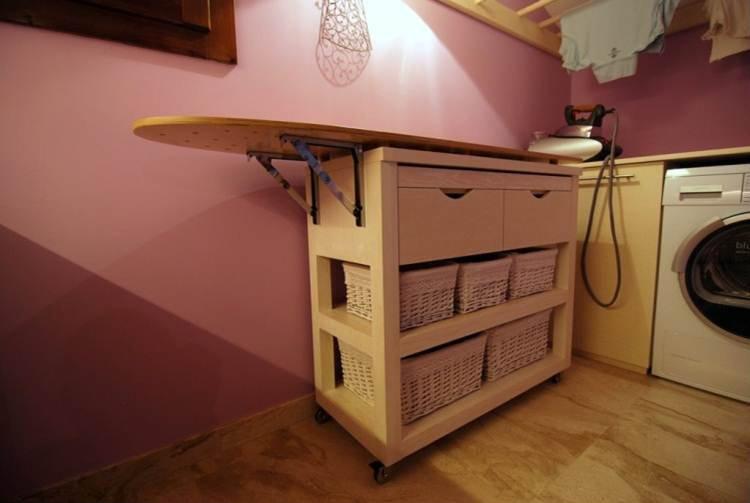Lavaderos lavaderos for Mueble planchador ikea